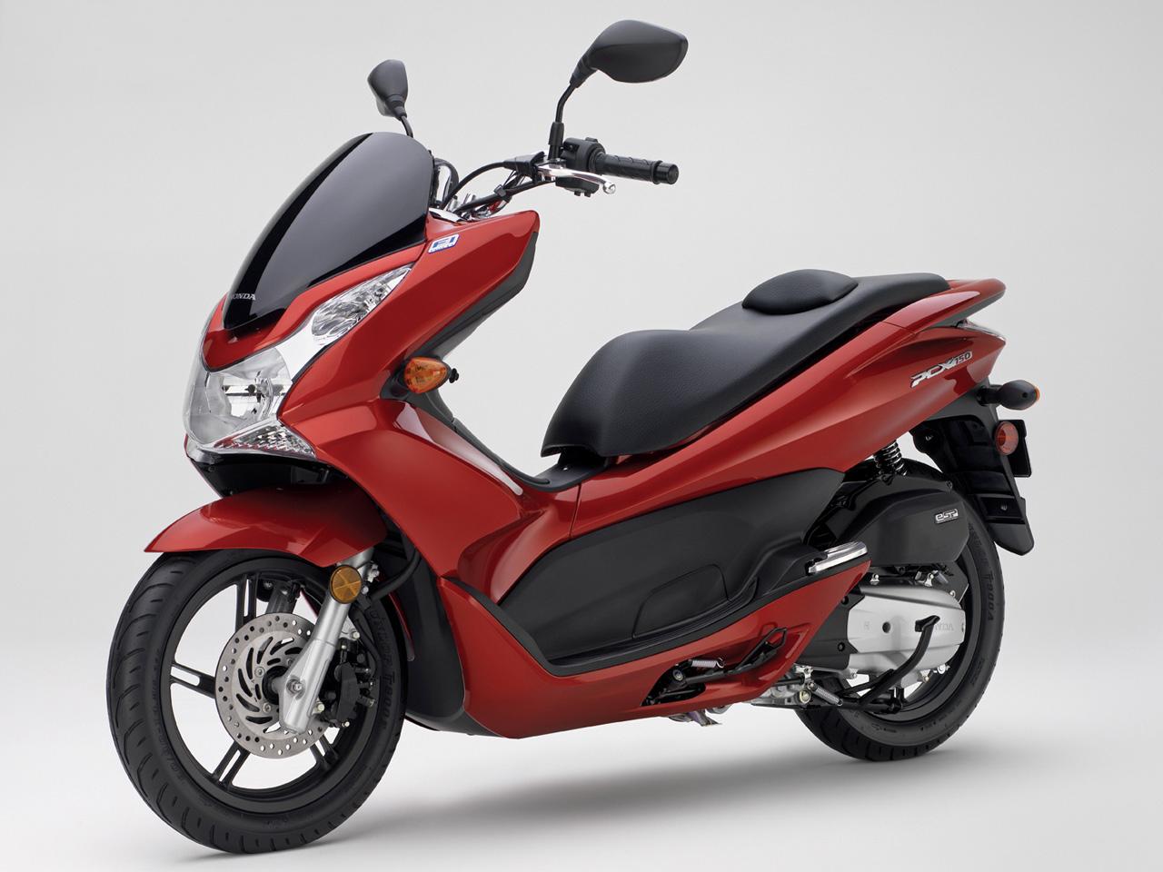 Confira as fotos do novo PCX 150 da Honda: