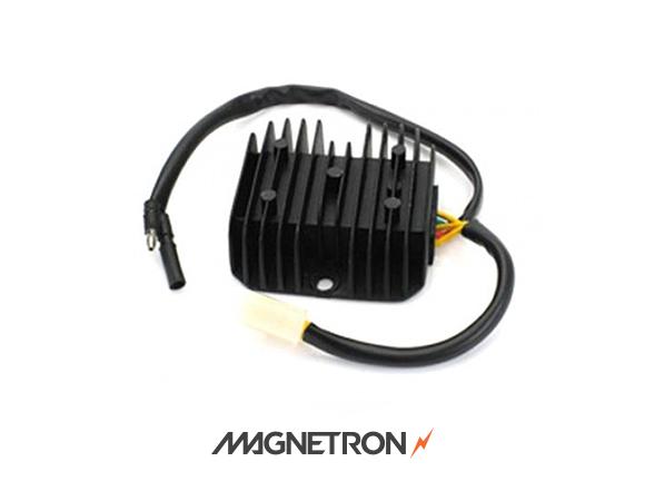 Regulador retificador Magnetron