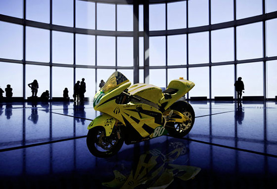 Lightning LS-218: o super modelo de moto elétrica criada pela marca norte americana Lightning Motorcycles