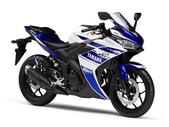 Yamaha lança nova esportiva de baixa cilindrada, a YZF-R25